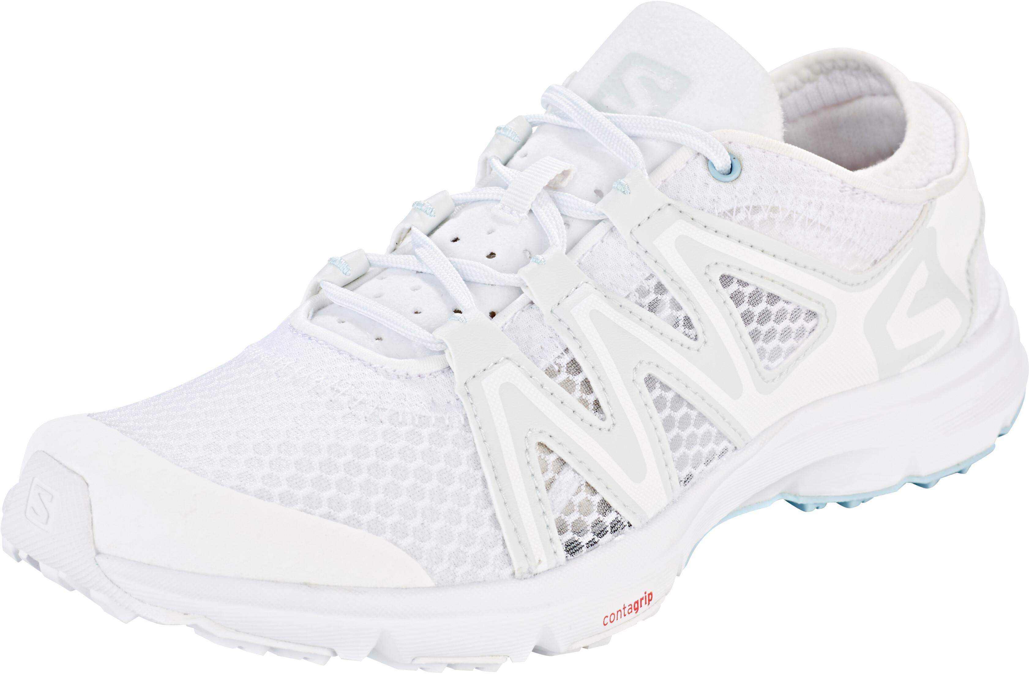 e9c788861 Salomon Crossamphibian Swift 2 - Calzado Mujer - blanco